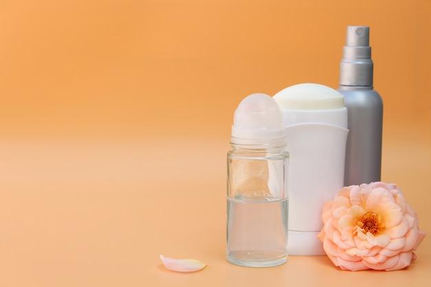 Deodoranti diversi