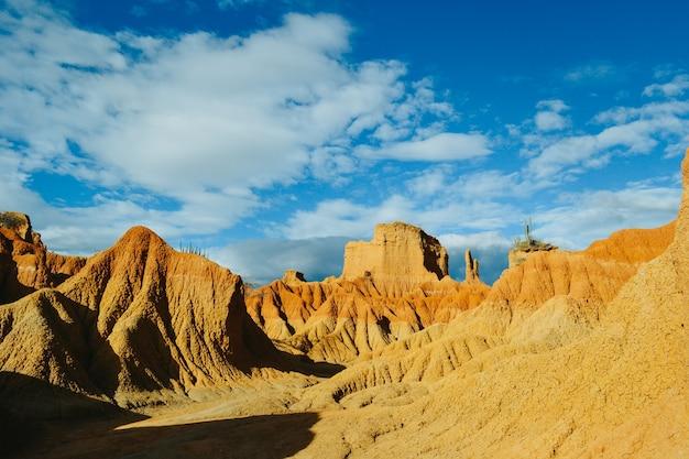 Deserto nella natura
