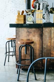 Design cucina loft