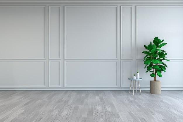 Design degli interni minimalista