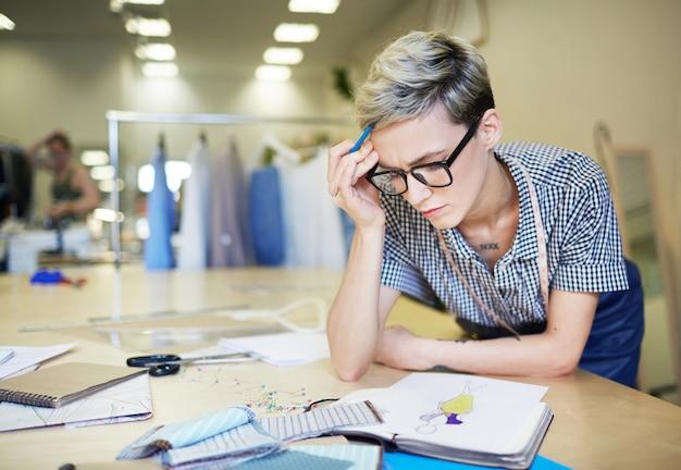 Designer di abiti