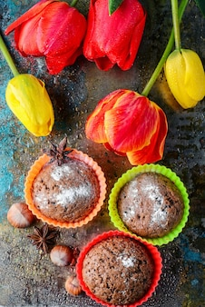 Dessert dolce cupcake
