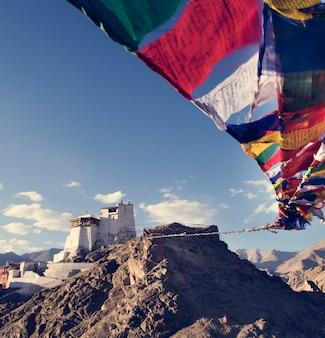Destinazione di viaggio indiana bella attraente