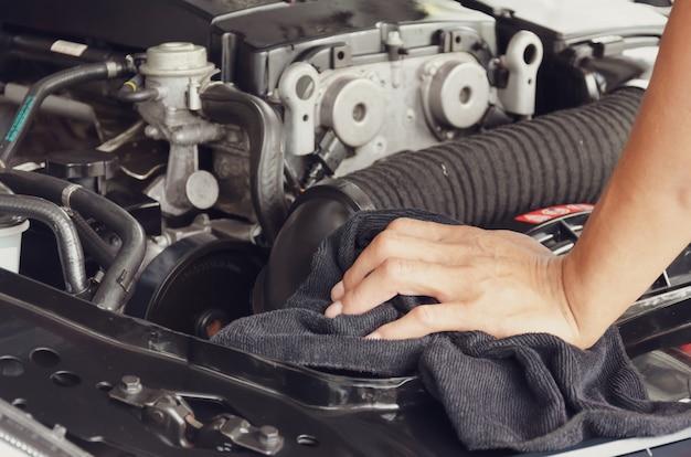 Dettagli del motore