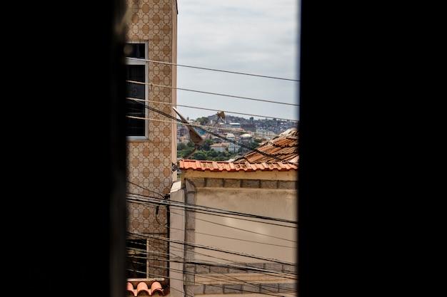 Dettagli della collina di pinto in rio de janeiro - brasile