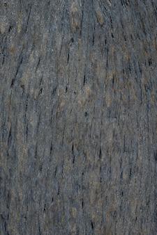 Dettagli in legno nero decorato