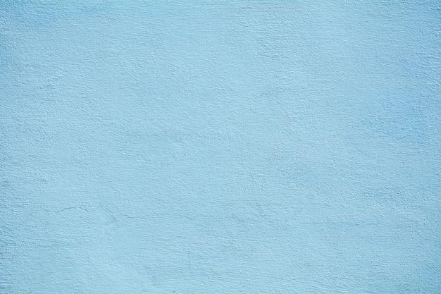 Dettaglio del fondo blu di struttura del muro di cemento