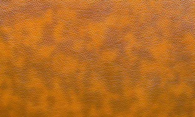 Dettaglio del fondo preso da cuoio marrone