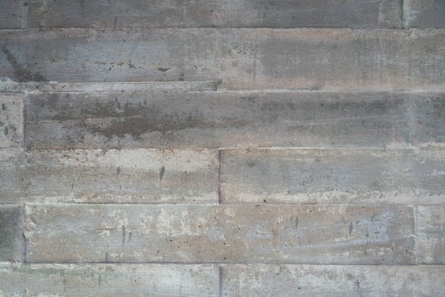 Dettaglio della priorità bassa di struttura della parete dei blocchi conctete