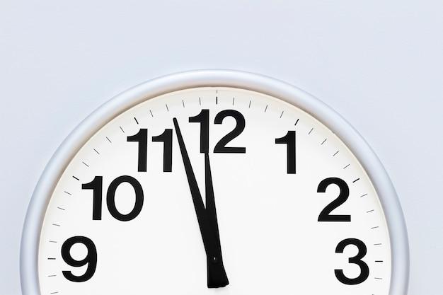 Dettaglio orologio da parete