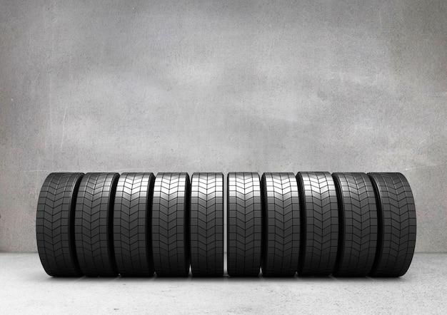 Di posti di lavoro sicuri ruote aziendali nuova