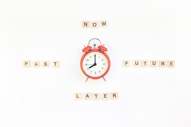 Di procrastinazione e gestione del tempo