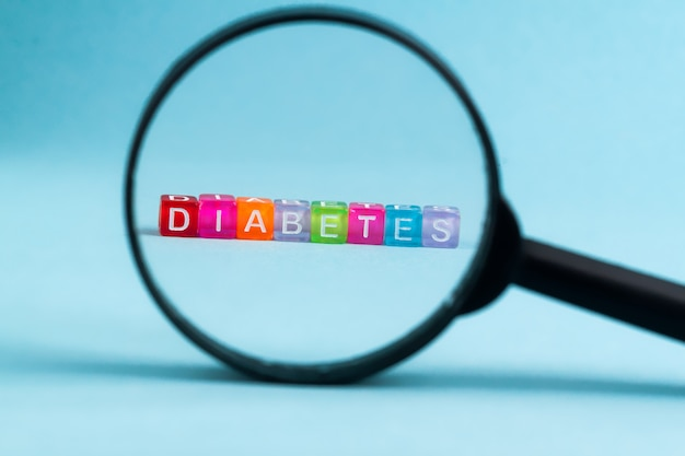 Diabete. paziente con diabete, insulina, diabetico