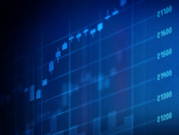 Diagrammi e grafici finanziari