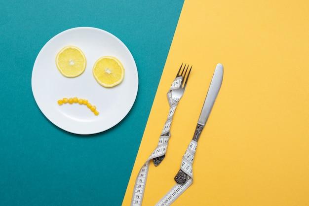 Dieta, cibo sano e perdita di peso