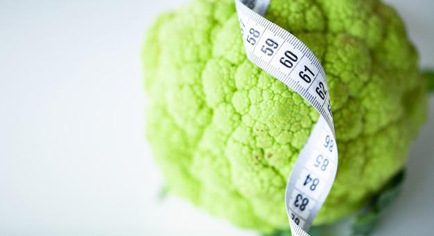 Dieta, fitness e concetto di dieta alimentare sana