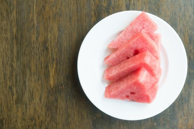 Dieta frutta sfondo verde