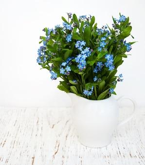 Dimentica me nots fiori