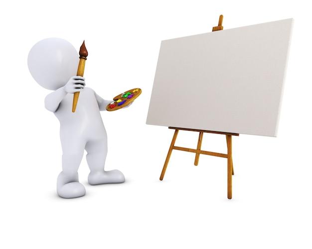 Dipinto artista