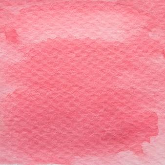 Dipinto di carta rossa con texture di sfondo