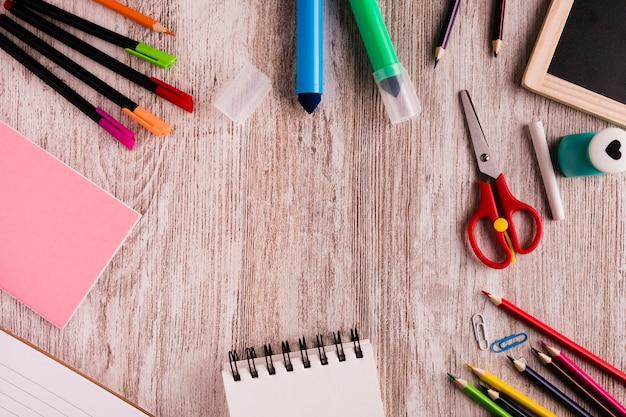 Dipinto sulla scrivania