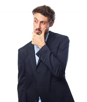 Direttore di persone idea sporgenza occupazione