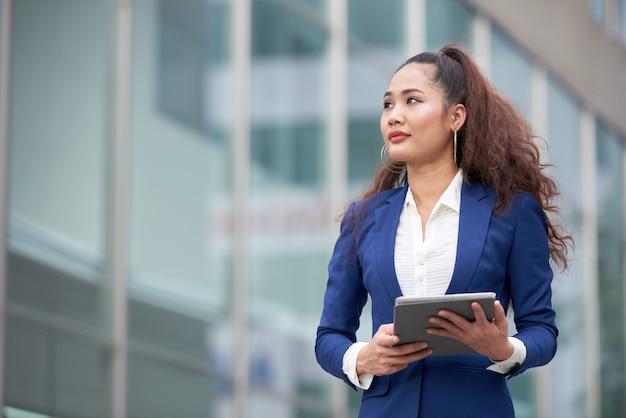 Dirigente d'azienda femminile
