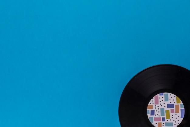 Disco in vinile vintage