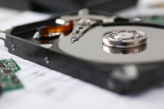 Disco rigido da bugie computer o laptop