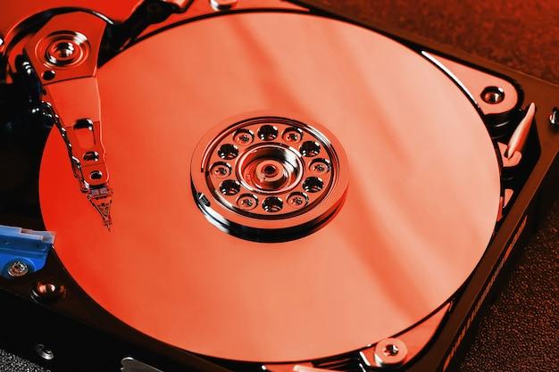 Disco rigido dal disco rigido del computer
