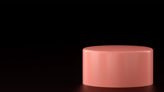 Display cilindrico 3d