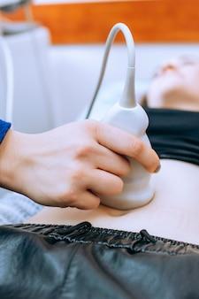 Dispositivo medico ad ultrasuoni per diagnostica