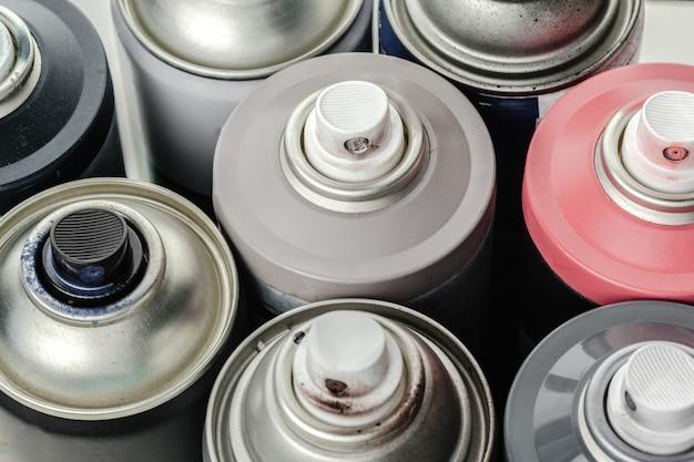 Distributore di vernici spray