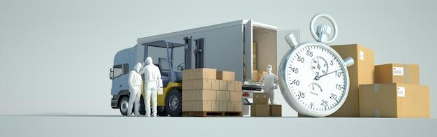 Distribuzione efficiente e affidabile