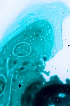 Diverse forme di sfumature blu