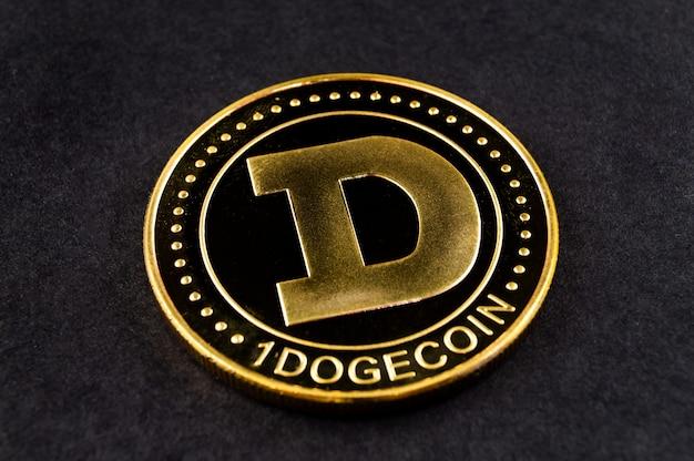 Dogecoin doge mezzi di criptovaluta nel settore finanziario