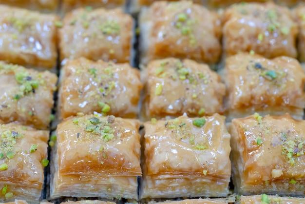 Dolci orientali da dessert