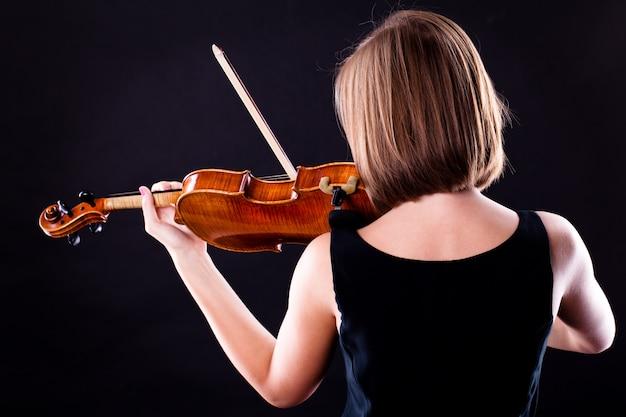 Donna con il violino