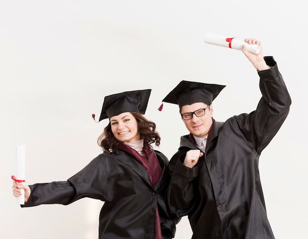 Dottorandi in possesso di diplomi