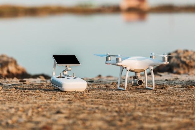 Drone a terra