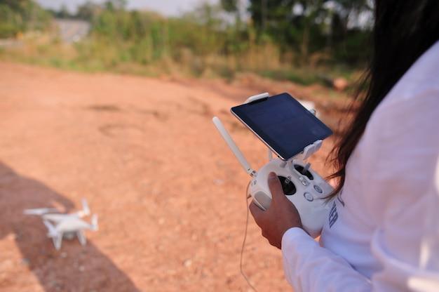 Droni foto in miniatura fotografia aerea per l'intrattenimento