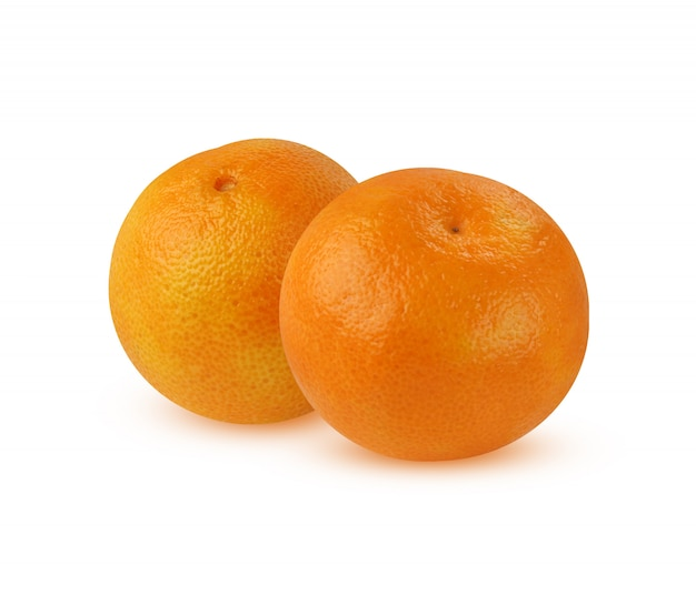 Due mandarini