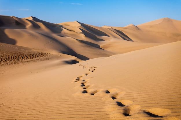 Dune del deserto di huacachina