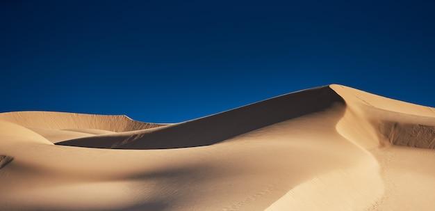 Dune di sabbia imperiali in california sua
