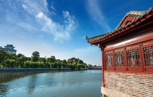 Edifici antichi cinesi