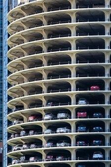 Edificio del parcheggio