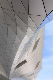 Edificio del tetto curvo