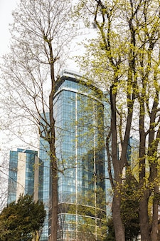 Edificio in vetro hilton kyiv