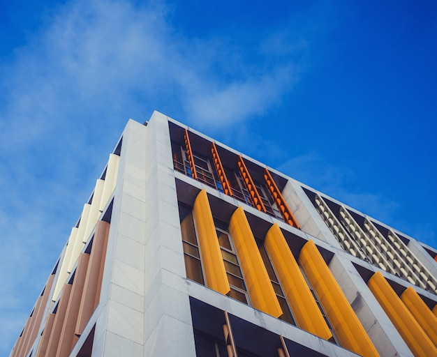 Edificio per uffici riga