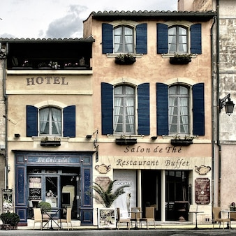 Edificio provence cote europa casa france
